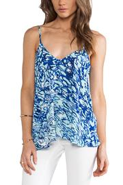 Shoptiques Product: Printed Silk Tank