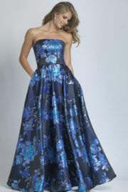 DAVE & JOHNNY A8944 - Prom Dress - Product Mini Image