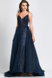 DAVE & JOHNNY A9027 - Prom Dress - Product Mini Image