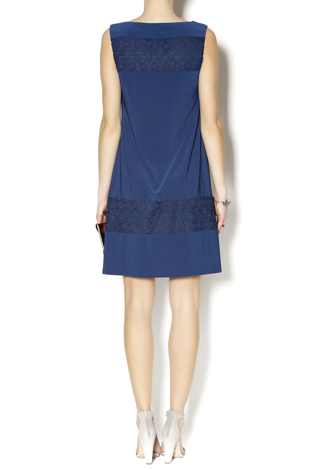 Missy Robertson Sophisticated Dress - Back Cropped Image
