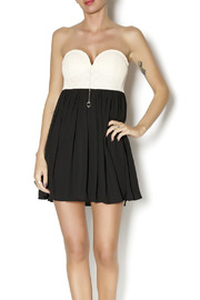 Shoptiques Product: Strapless Stephanie Dress