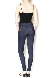 Yelete Indigo Jeggings - Side cropped