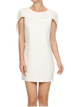 Shopettes Cape Mini Dress - Product List Image