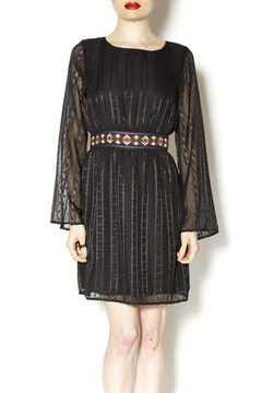 Shoptiques Product: Bella Tribal Band Dress