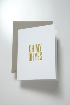 Shoptiques Product: Oh My Card