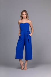 A La Plage Sweet Heart Jumpsuit - Product Mini Image