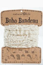 Natural Life Crochet Boho Bandeau - Product Mini Image