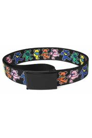 A Little Bit Hippy Dancing Bears Belt - Product Mini Image