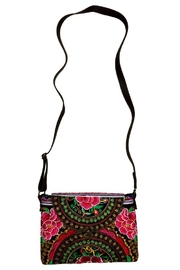 A Little Bit Hippy Embroidered Thai Purse - Product Mini Image