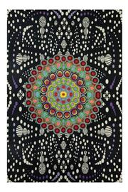 A Little Bit Hippy Hypno Moons Tapestry - Product Mini Image