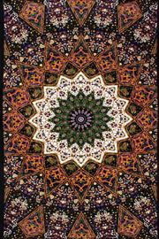 A Little Bit Hippy Indian Star Tapestry - Product Mini Image