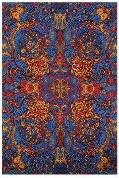 A Little Bit Hippy Liquid A Tapestry - Alternate List Image