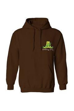 A Little Bit Hippy Loaded Van Hoodie - Product List Image
