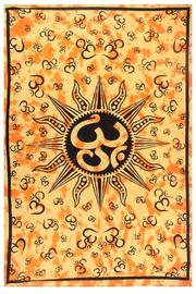 A Little Bit Hippy Om Sun Tapestry - Product Mini Image