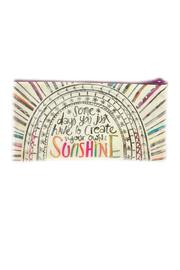 A Little Bit Hippy Sunshine Pencil Bag - Front cropped