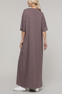 A Mente Oversized Tshirt Dress - Alternate List Image