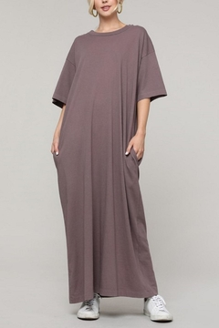 A Mente Oversized Tshirt Dress - Product List Image