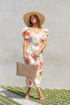 A Peach Leaf Culotte Jumpsuit - Product List Image
