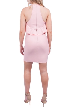 A Peach Pink Bodycon Dress - Alternate List Image