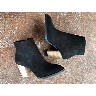 Shoptiques Product: Tiber Black Bootie
