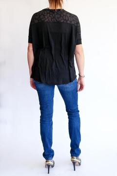 Gentle Fawn Favorite Black Tee - Alternate List Image