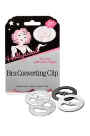 Hollywood Fashion Secrets Bra Converting Clips - Product Mini Image