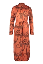 Aaiko Palma Paisley Dress - Product Mini Image