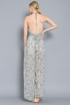 AAKAA Animal Halter Jumpsuit - Alternate List Image