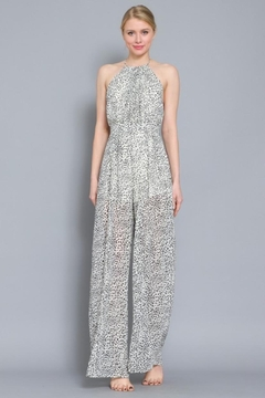 AAKAA Animal Halter Jumpsuit - Product List Image