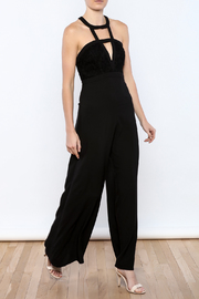 AAKAA Black Formal Jumpsuit - Product Mini Image
