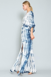 AAKAA Blue Wave Maxi - Side cropped