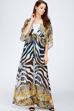 Shoptiques Product: Coverup Maxi Dress