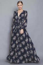 AAKAA Floral Maxi Dress - Product Mini Image