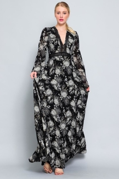 AAKAA Floral Maxi Dress - Product List Image