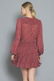 AAKAA Floral Mini Dress - Other