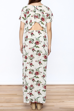 AAKAA Floral Skirt Set - Alternate List Image