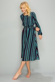 AAKAA I See You Stripes - Front full body