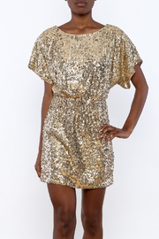 Shoptiques Product: Kimono Sequin Dress