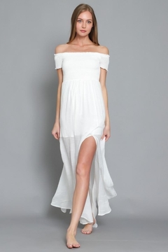 AAKAA Off-Shoulder Maxi Dress - Product List Image