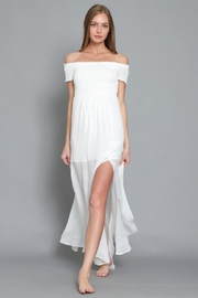 AAKAA Off-Shoulder Maxi Dress - Product Mini Image