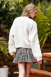 AAKAA Oversized Knitted Loose Sweater - Other