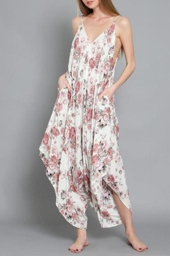 AAKAA Rose Garden Jumpsuit - Product List Image