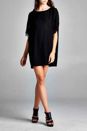 AAKAA Short Sleeve Dress - Product Mini Image