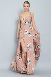 AAKAA Sleeveless Maxi Dress - Product Mini Image