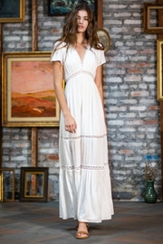 AAKAA V-Neck Maxi Dress - Product Mini Image