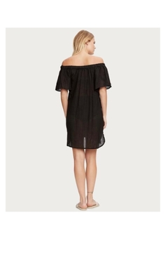 Michael Stars Aaliyah Off the Shoulder Cover Up - Alternate List Image