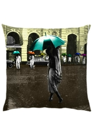 aaRaa Cotton Cushion Cover - Front cropped