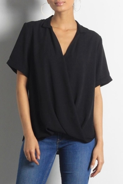 Mod Ref Aaron Blouse Top - Product List Image