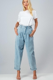 Aaron & Amber High Waisted Mom Jeans - Other