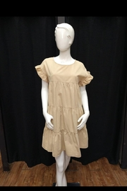Aaron & Amber Tiered Ruffle Dress - Product Mini Image